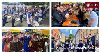 Ravensburg feiert kleines Rutenfest | schwäbische - Schwäbische