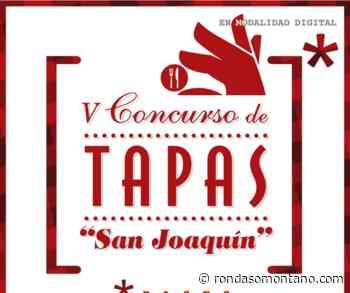 El barrio San Joaquín de Barbastro ofrece 120€ en su concurso de tapas - Ronda Somontano
