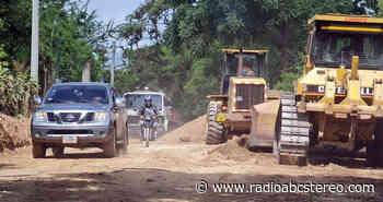 Avanza reparación de la carretera entre Pueblo Nuevo y San Juan de Limay - Radio ABC | Noticias ABC