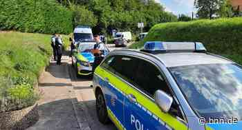 Mehrstündige Sperrung der Hauptstraße wegen Suizid in Malsch - BNN - Badische Neueste Nachrichten