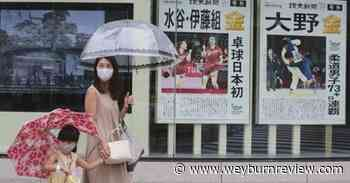 Tokyo reports record virus cases days after Olympics begin - Weyburn Review