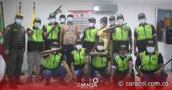 Conformaron primeros frentes de seguridad en Santa Rosa de Lima - Caracol Radio