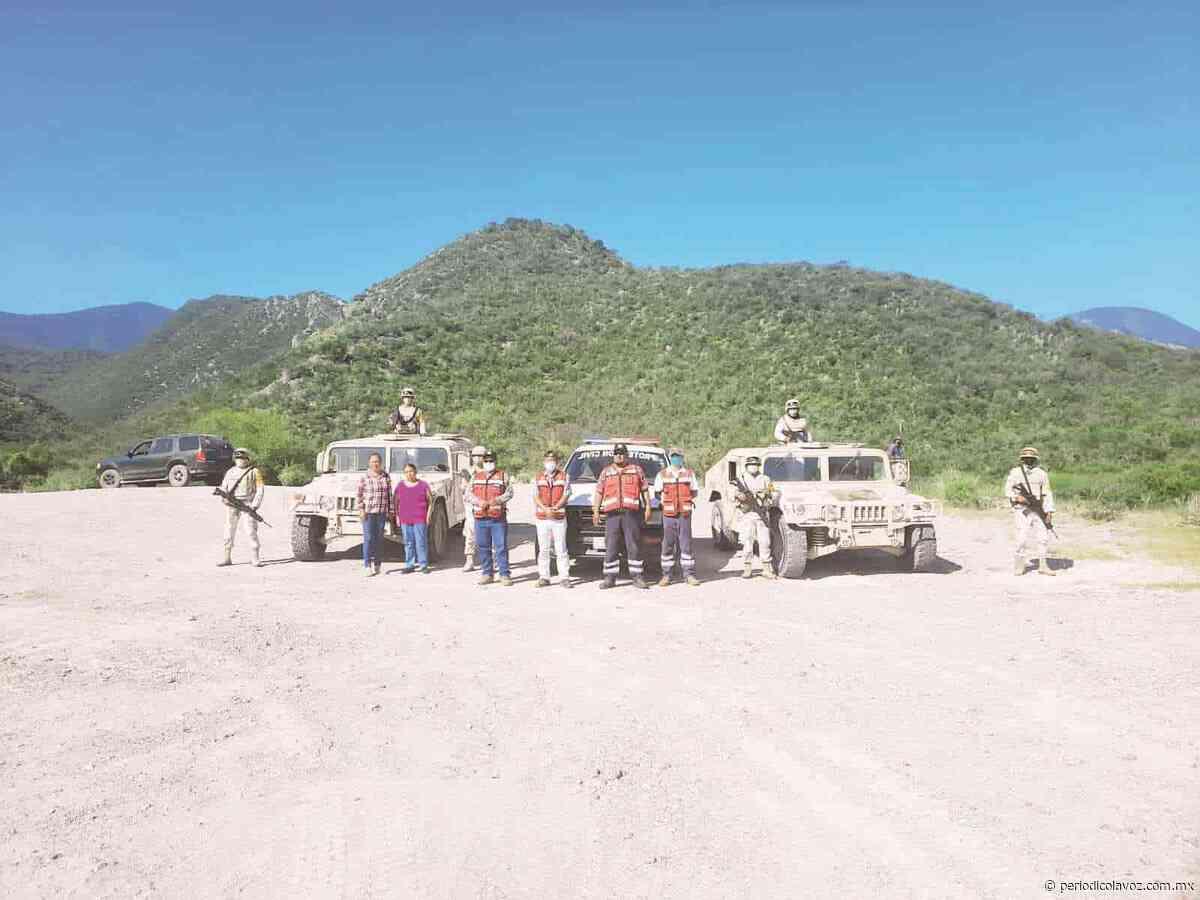 Desaparece en la Sierra Santa Rosa - Periódico La Voz