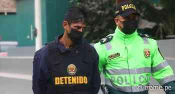 Santa Rosa: 'Gil' se lleva moto, sale libre y es recapturado tras robar en una casa - Diario Trome