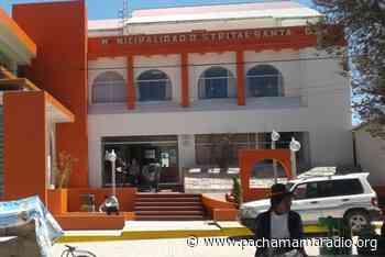 Alcalde de Santa Rosa (Melgar) pide al gobierno de Castillo dar continuidad a los proyectos - Pachamama radio 850 AM
