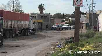 Localizaron cuerpo sin vida dentro de almacén en la colonia Santa Rosa - Puente Libre La Noticia Digital