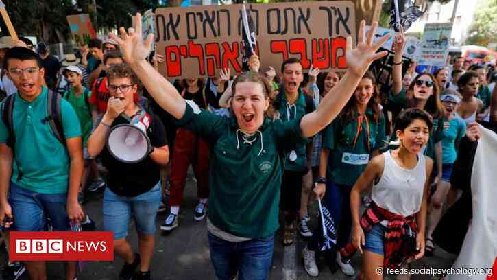 To Slow Climate Change, Israel to Cut 85% of Emissions by Mid-Century