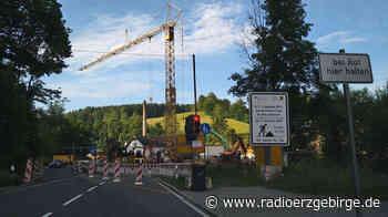 B171 bleibt zwischen Zöblitz und Marienberg weiter befahrbar. - Radio Erzgebirge
