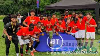 Islington crowned Champions of the 32 London Borough Cup in Hackney - Islington Gazette