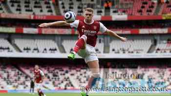 Callum Chambers could be Arsenal's starting right-back - Islington Gazette