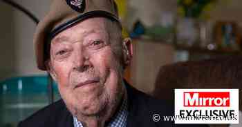 Original SAS member relives 'causing nuisance' in WW11 France and being blown up
