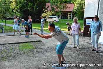 Grenzach-Wyhlen: Spaß an der Kugel - Grenzach-Wyhlen - www.verlagshaus-jaumann.de