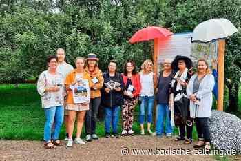 Gewitter und Regen verhindern Kunstausstellung in Grenzach-Wyhlen - Grenzach-Wyhlen - Badische Zeitung
