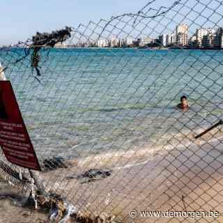 Deze verlaten Cypriotische badplaats zorgt voor spanningen tussen Turkije en Europa