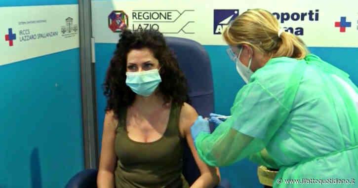 """""""Vax and go"""", inaugurato a Fiumicino l'hub che permette di ricevere il vaccino prima di prendere il volo: """"Fino a 400 dosi al giorno"""" – Video"""