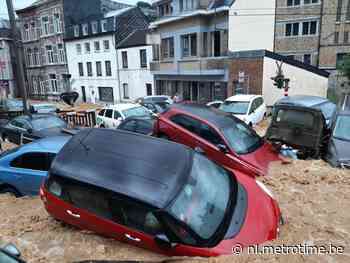 Noodweer slaat opnieuw toe in Namen, ook Antwerpen staat blank - Metro België