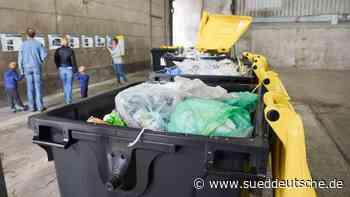 Müll zum Abwinken - Süddeutsche Zeitung