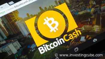 Bitcoin Cash Price Prediction: Bullish Bets Return As BCH/USD Climbs - InvestingCube
