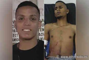 Atentado a bala en Ciénaga deja dos personas heridas - EL HERALDO