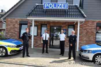 Polizeidienstgebäude in Hermannsburg eingeweiht - Celler Presse