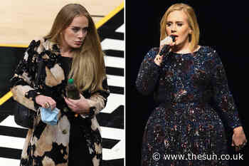 Adele 'will make her return to the stage with Las Vegas residency in January earning £100,000 a night', cla... - The Sun