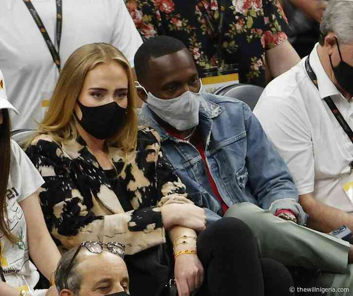 Singer Adele Seen With New Man Adele - thewillnigeria