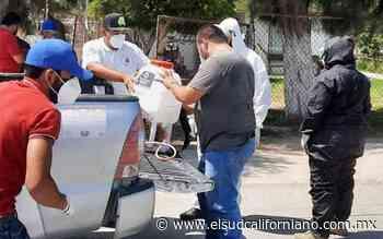 Buscan disminuir los índices de Covid-19 en Puerto San Carlos - El Sudcaliforniano