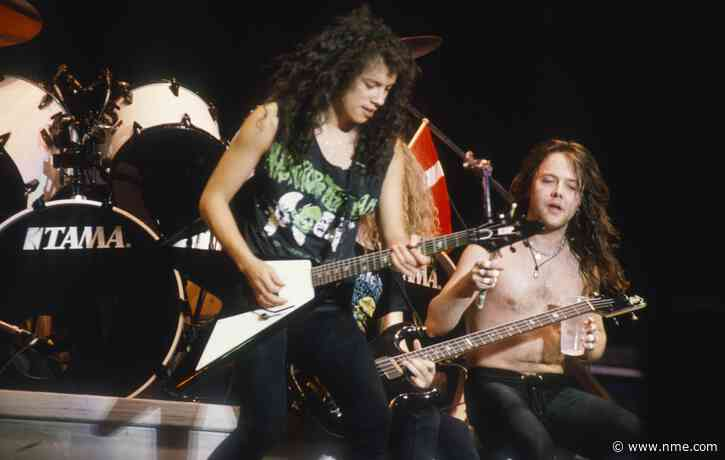 Metallica share two more songs from their 'Blacklist' covers album