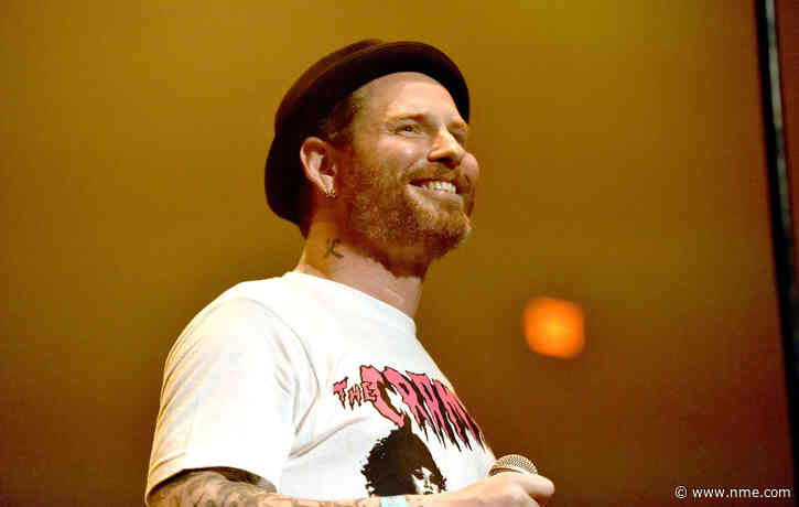 """Slipknot's Corey Taylor says """"you're a fuckin' asshole"""" if you go to a gig unvaccinated"""