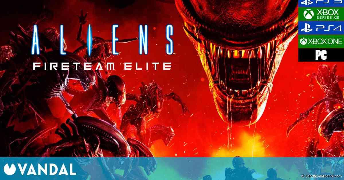 Impresiones Aliens: Fireteam Elite, a tiro limpio con los xenomorfos - Vandal