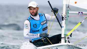 Segeln: Philipp Buhl will in Tokio Olympia-Bann brechen - BR24