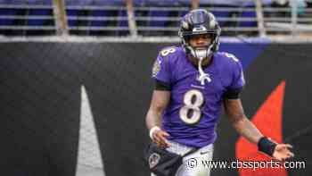 Ravens' Lamar Jackson plans to switch to No. 1 jersey, but only after he does this one thing in Baltimore