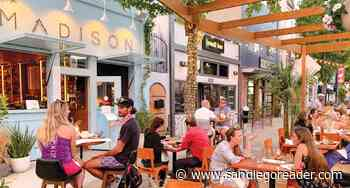 How San Diego thinks it will keep outdoor dining