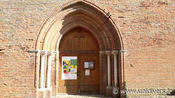 Visite libre Église Saint-Barthélémy samedi 18 septembre 2021 - Unidivers