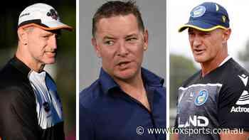 NRL 2021: Pressure Gauge, Round 20, Brad Arthur, Eels, Michael Maguire, Tigers, Adam O'Brien, Knights