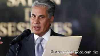 Alejandro Rojas Díaz Durán busca amparo contra orden de aprehensión - El Heraldo de México