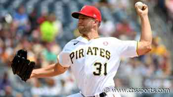MLB trade deadline: Phillies acquire Tyler Anderson from Pirates in three-player deal, per report