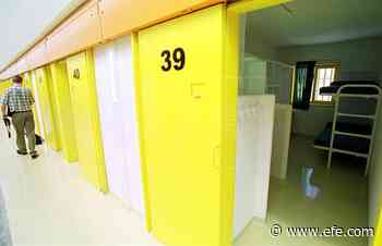 Brotes de coronavirus en Foncalent y otras 3 cárceles, todos asintomáticos - EFE - Noticias