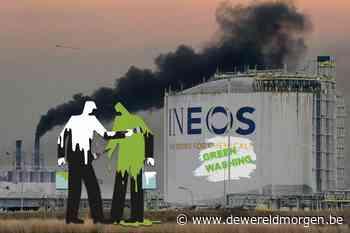 """Hoe """"groen"""" is de ethaankraker in Antwerpen echt? - DeWereldMorgen.be"""