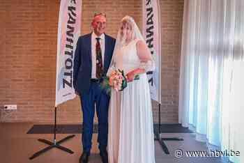Hassania en Roger in Heusden-Zolder (Heusden-Zolder) - Het Belang van Limburg