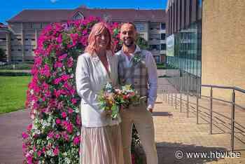 Chana en Dries in Heusden-Zolder (Heusden-Zolder) - Het Belang van Limburg
