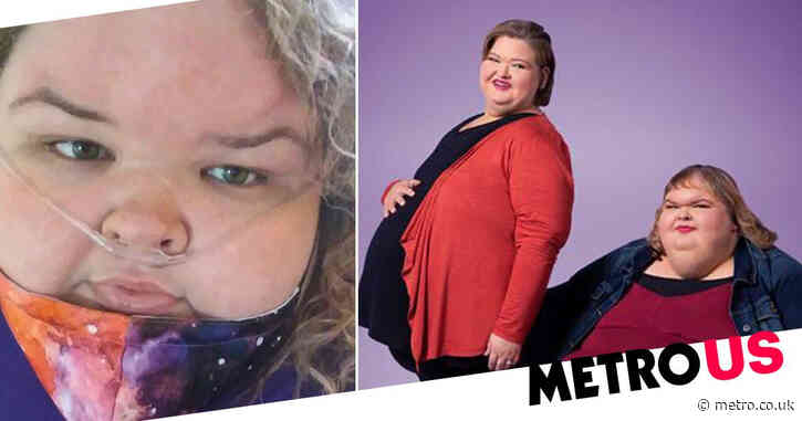 1000lb Sisters: Tammy Slaton is a whole mood as she shares sassy selfies to celebrate her 31st birthday