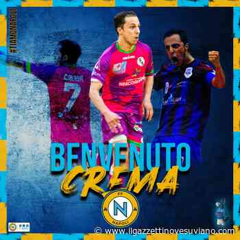 Manoel Bernandes Crema è un nuovo giocatore del Napoli Futsal - Il Gazzettino Vesuviano