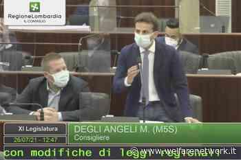 Degli Angeli (M5s Lomb.) Milioni per tutti, ma non per Crema - WelfareNetwork