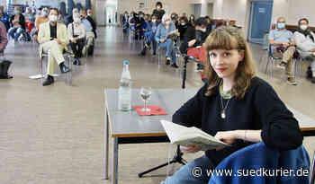 Mächtig gute Geschichten zum Nachdenken: Wie die Autorin Nina Kunz bei der ... | SÜDKURIER Online - SÜDKURIER Online