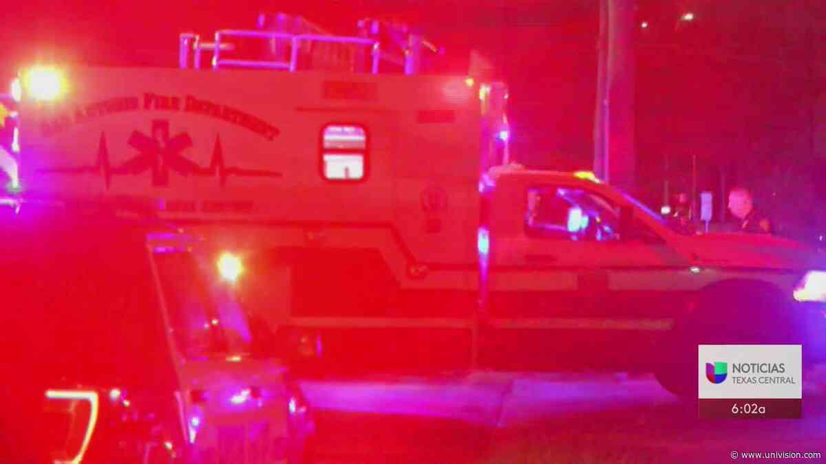Tres niños llegan solos a una gasolinera de San Antonio y dicen que su madre está muerta en un apartamento - Univision 41 San Antonio