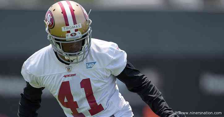 Could Ambry Thomas be CB2 this year?