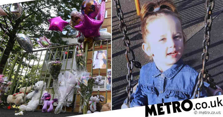Mum accused of murdering daughter, 3, says she 'never hurt her'