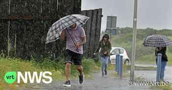 Code geel voor het hele land, nog hele week kwakkelweer - VRT NWS