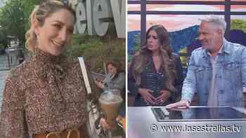 """Galilea Montijo reacciona al cuerpazo de Geraldine Bazán y afirma que el de ella """"se le hace chelero"""" - Las Estrellas TV"""